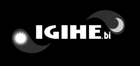 IGIHE Logo in Black and White